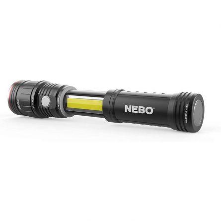Nebo Lampe de poche et lanterne «Slyde King 500»