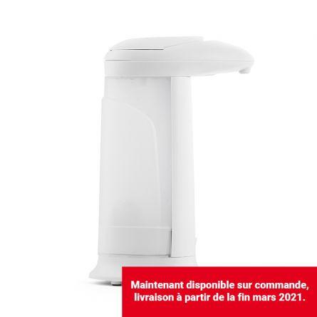 Distributeur «Automatique» de savon et de désinfectant