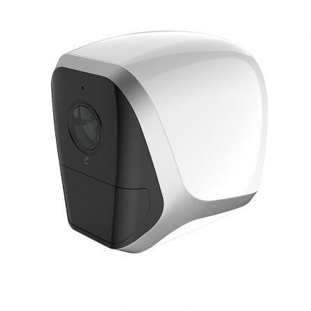 wellcraft WiFi-Sicherheitskamera mit Solarpanel