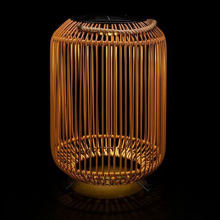 Lanterne solaire LED «Lounge», Creme