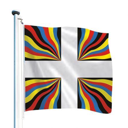 Fahne «Schweizergarde»