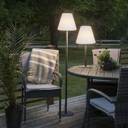 Lampe sur pied à LED «Malta», incl. ampoules