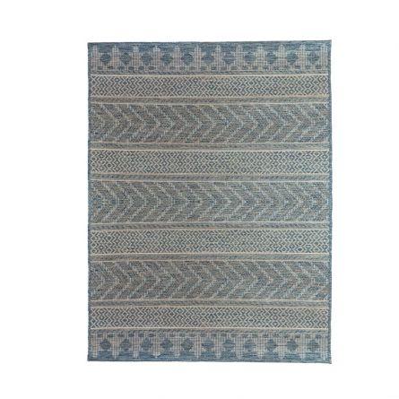 Out- und Indoor-Teppich «Line»