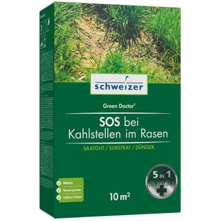 schweizer Green Doctor, 10 m², 1,5 kg