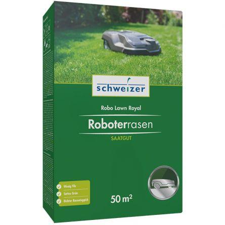 schweizer Gazon universel «Robo Lawn Royal»