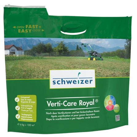 schweizer Verti-Care Royal «3 in 1», 100 m², 6 kg