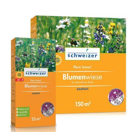 Champ fleuri «Flora Suisse»
