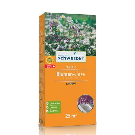 schweizer Champ fleuri «Nutriflor», 25 m², 500 g