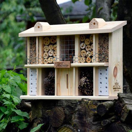 Hôtel à insectes «Landsitz»