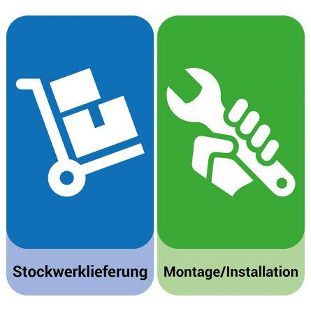 Service Transporteur «Stockwerklieferung inkl. Montage/Installation»