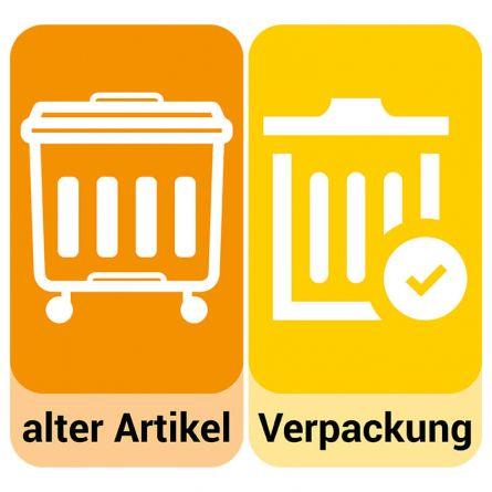 Service Transporteur «Rücknahme und Entsorgung Artikel und Verpackung»