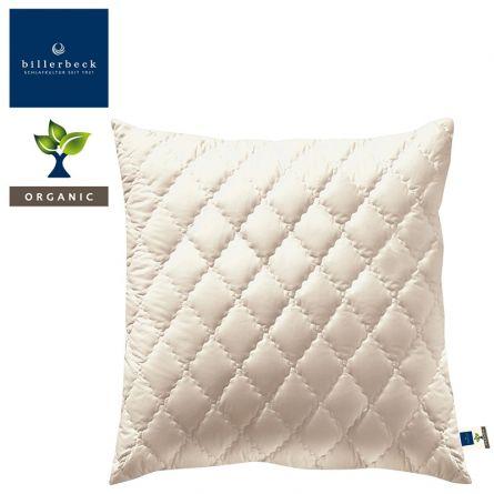 Oreiller en fibres naturelles «Organic Wool Arve»