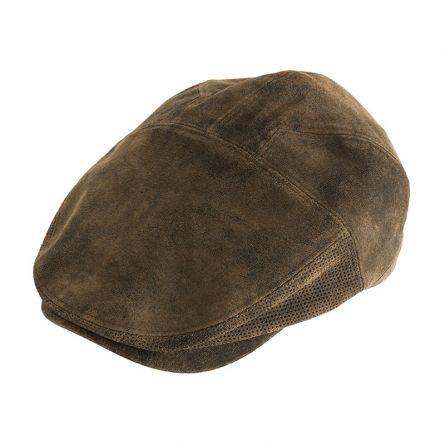 Herren-Flatcap «Baumwolle»