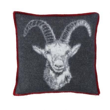 eskimo Couverture en laine «Bouquetin»