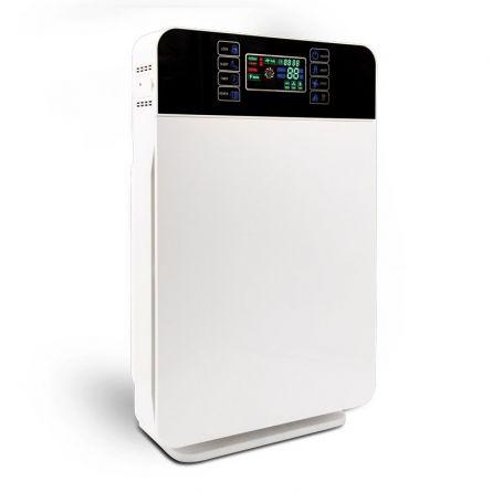 Mediashop Livington «AirPurifier», inkl. Fernbedienung