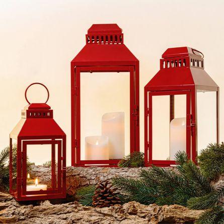 Lanternes «Wonderland», set de 3