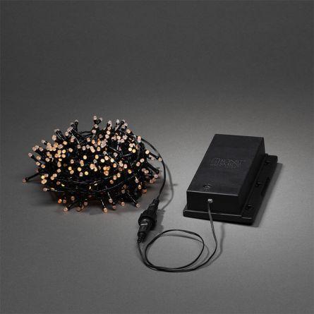 Batteriefachadapter für alle Konstsmide-Lichterketten bis 200 LED