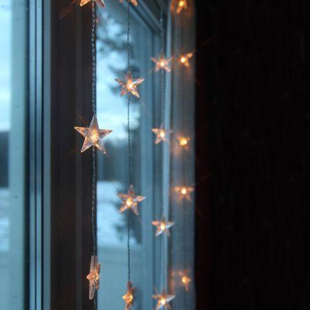 LED Lichtervorhang «Starlight»