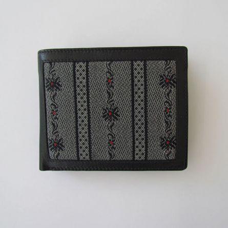 Portemonnaie «Edelweiss», anthracite