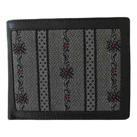 Portemonnaie «Edelweiss», anthrazit