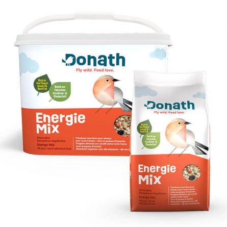 Ganzjahres-Vogelfutter «Energie-Mix»