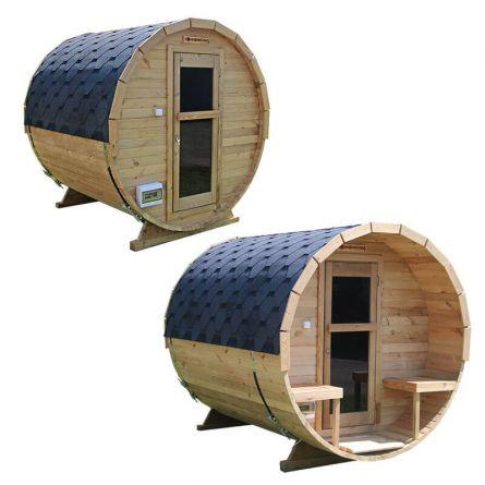 Fass-Sauna «Pinie»