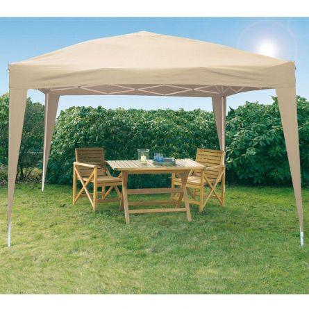 Garten Pavillon Easy-up «Occasion» 3 x 3 m, creme