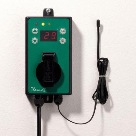 Thermostat zu Frostwächter 80 W + 135 W und Wärmeplatten