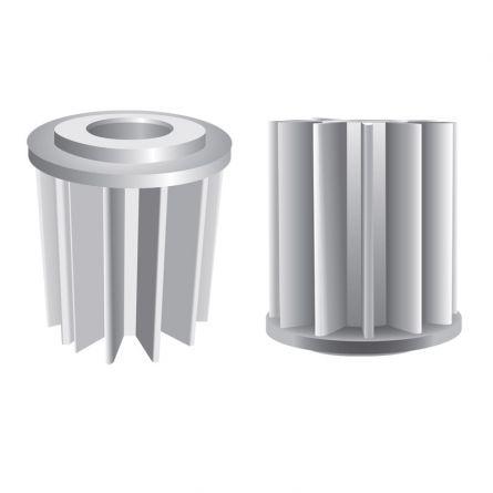 Kunststoffbüchse zu Ausleger hissbar, Ø 80 mm