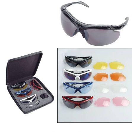 Sportbrillen-Set