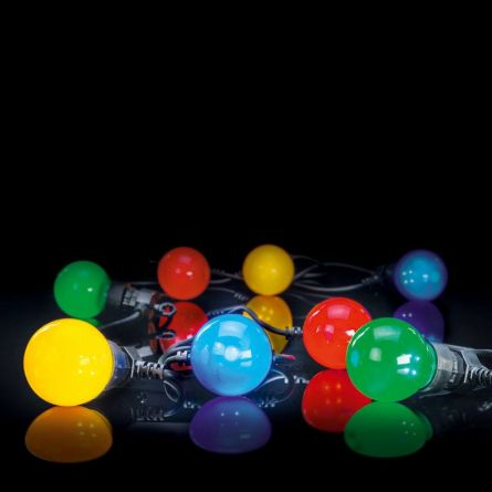 Party guirlande lumineuse «coloré»