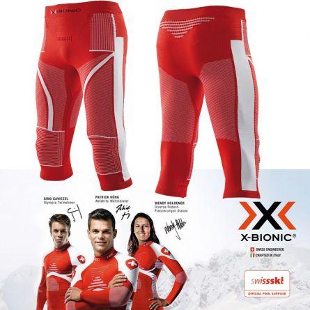 Pantalon thermo «Swiss Patriot»