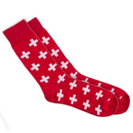 Chaussettes «Swiss», 6 paires