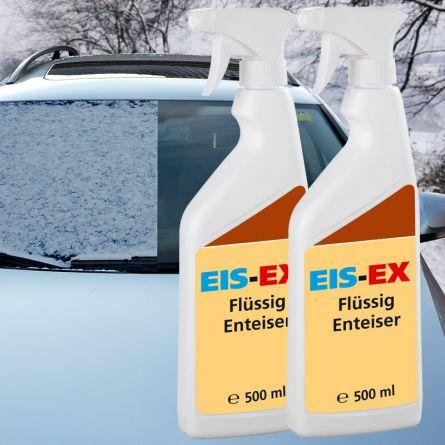 Flüssig-Enteiser «Eis Ex» 2er Sparset