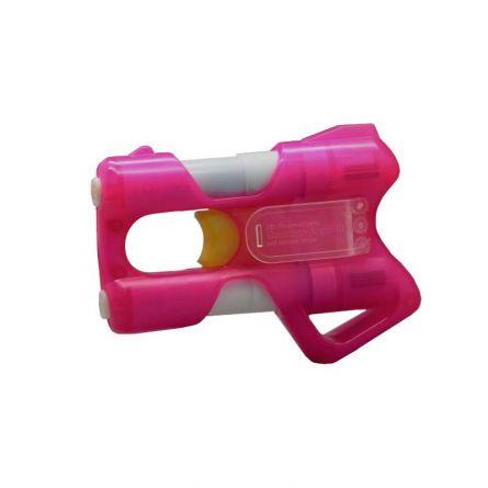 Pistolet spray au poivre «Guardian Angel 3» rose