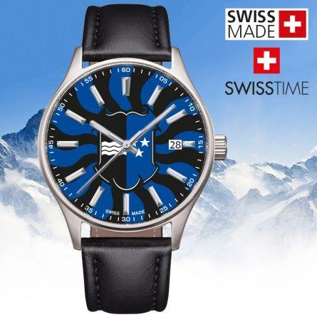 Swisstime «Kantonsuhr» Aargau
