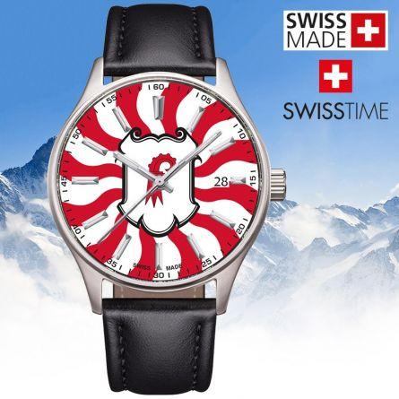 Swisstime «Kantonsuhr» Basel-Landschaft