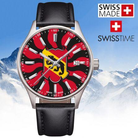 Swisstime «Kantonsuhr» Bern