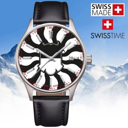 Swisstime «Kantonsuhr» Freiburg