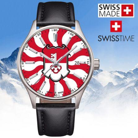 Swisstime «Kantonsuhr» Obwalden