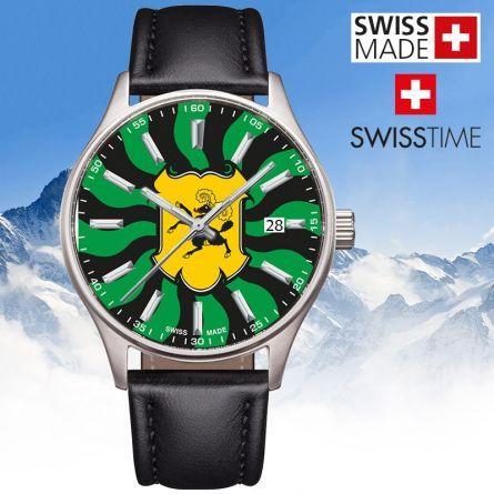 Swisstime «Kantonsuhr» Schaffhausen