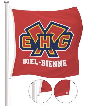 Sportfahne EHC Biel official