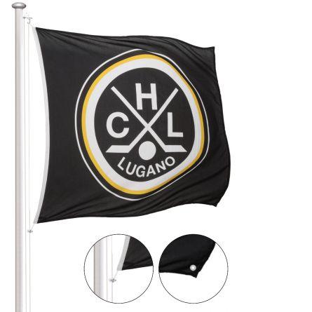 Sportfahne HC Lugano official