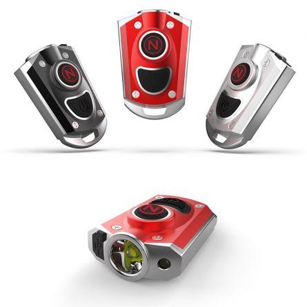 Schlüsselanhänger-LED-Taschenlampe «Mycro»